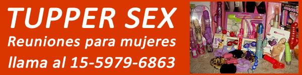 Banner Sex shop fantasia sexual